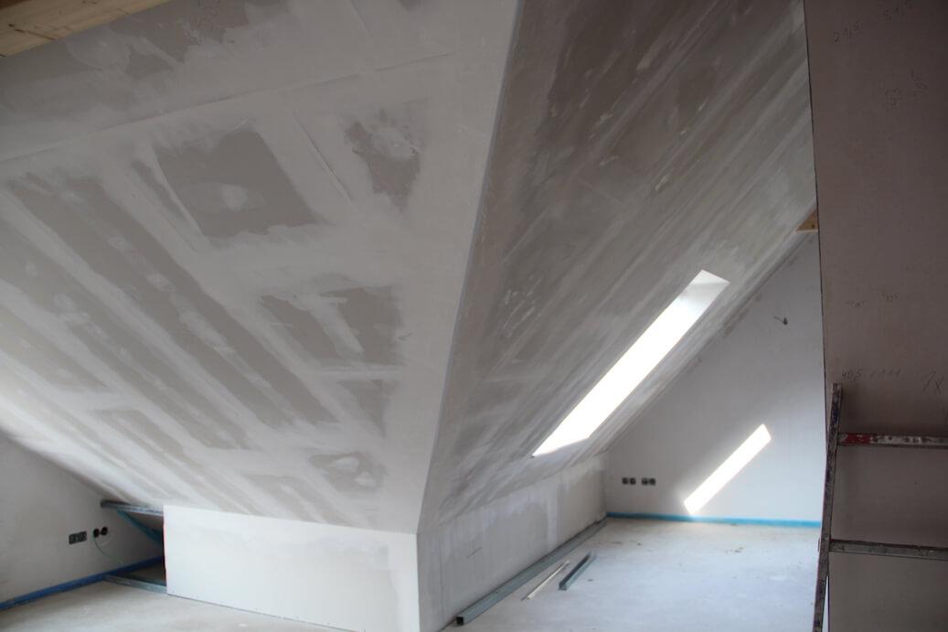 Stuckateur Breitzke Gladbeck Dachboden ausbauen