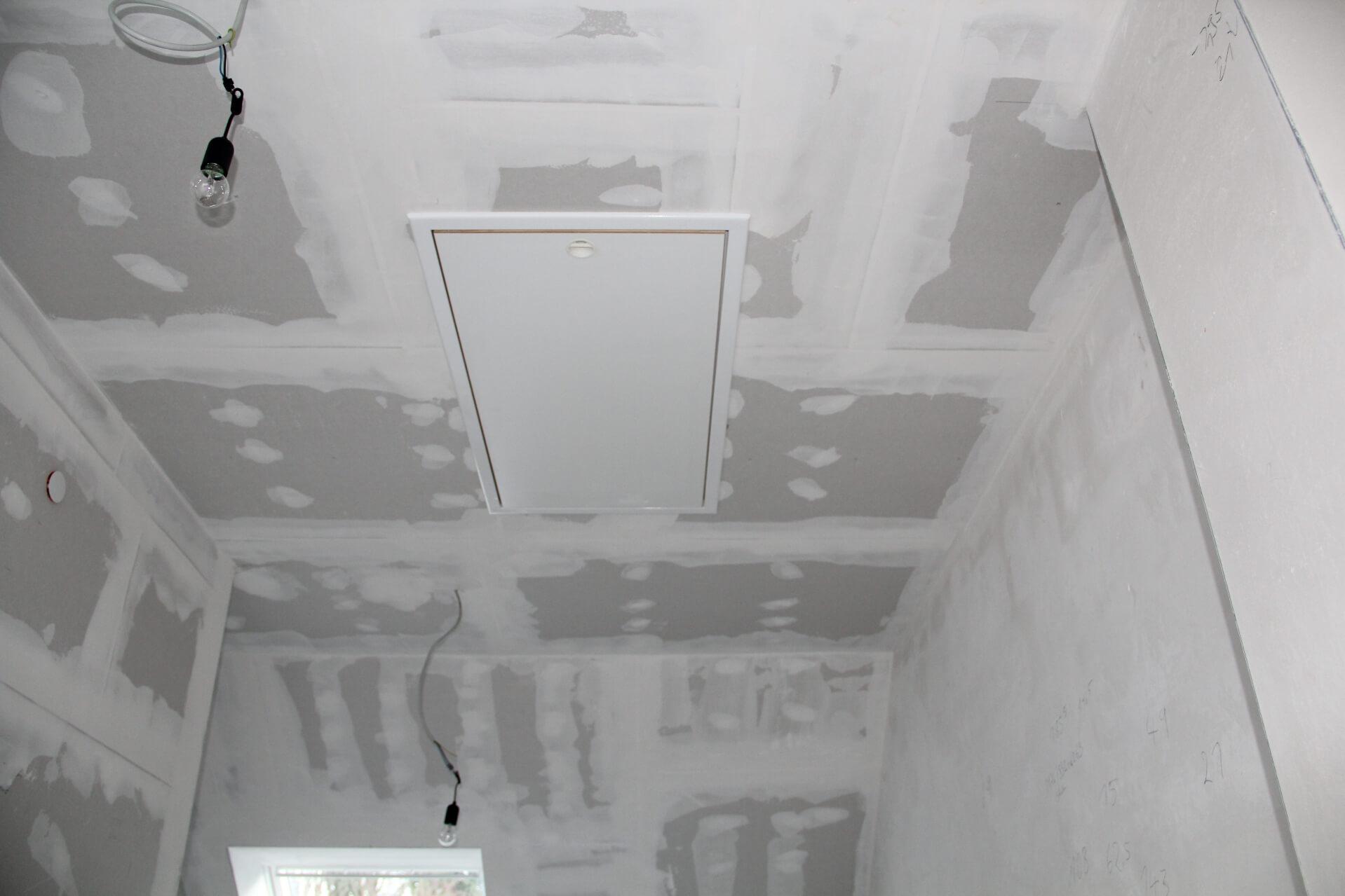 Dachbodenausbau mit Luke NRW