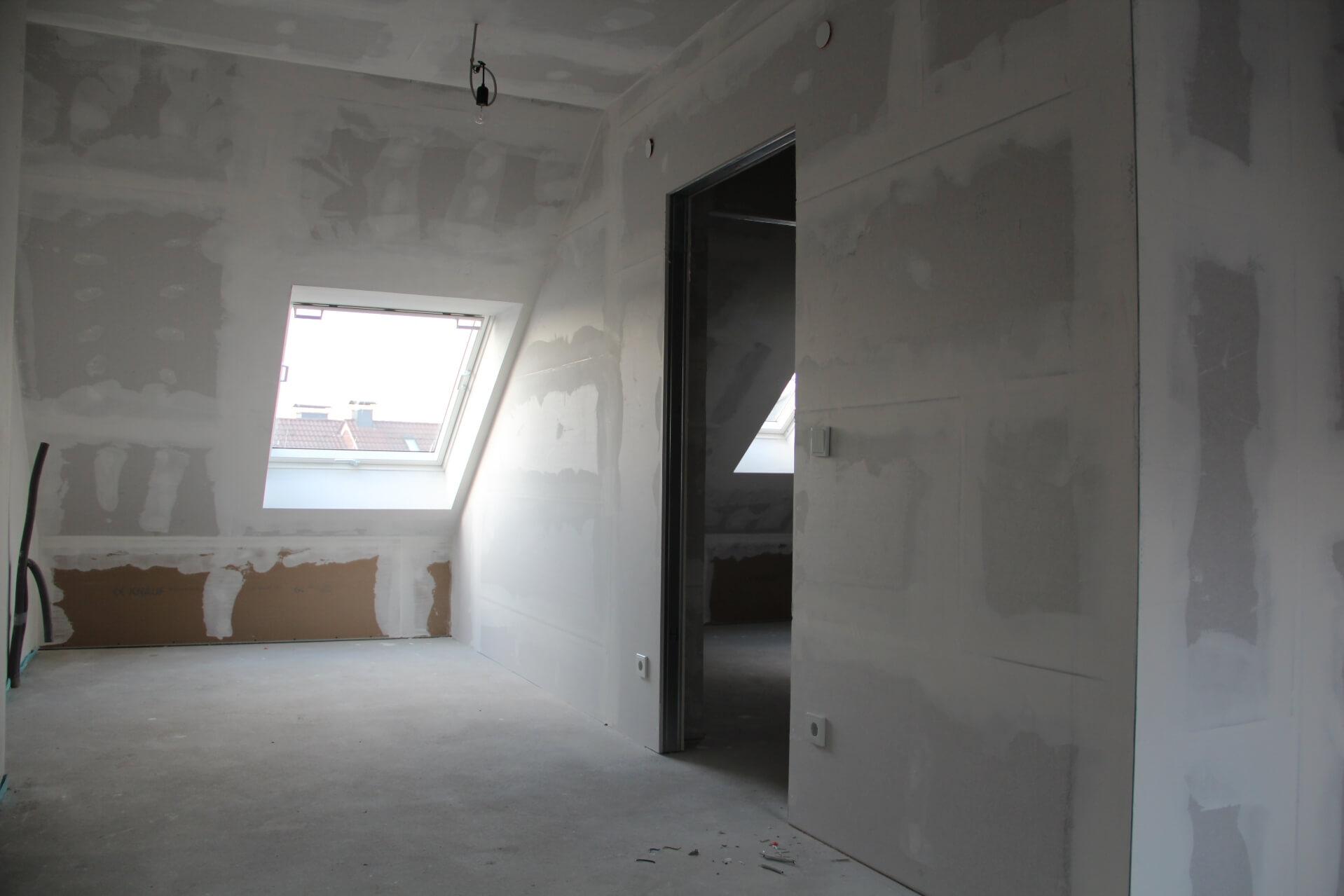 Dachbodenausbau U0026 Kellerdeckendämmung In Gladbeck