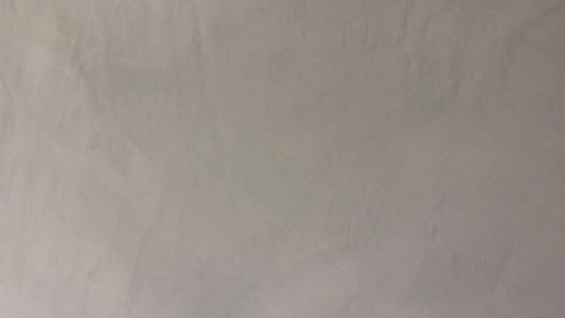 Spachteltechnik weiße Wand Referenz